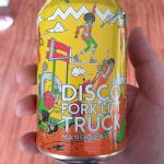 Disco Forklift Truck Mango Pale Ale