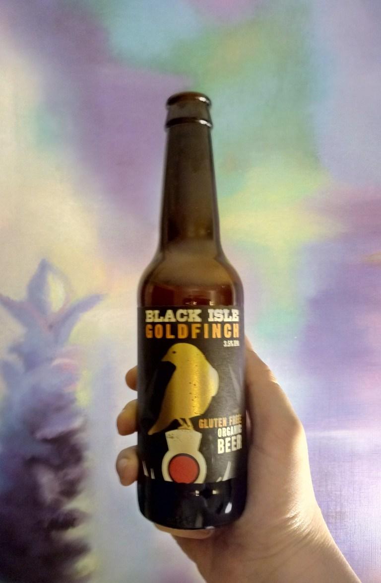 black isle goldfinch