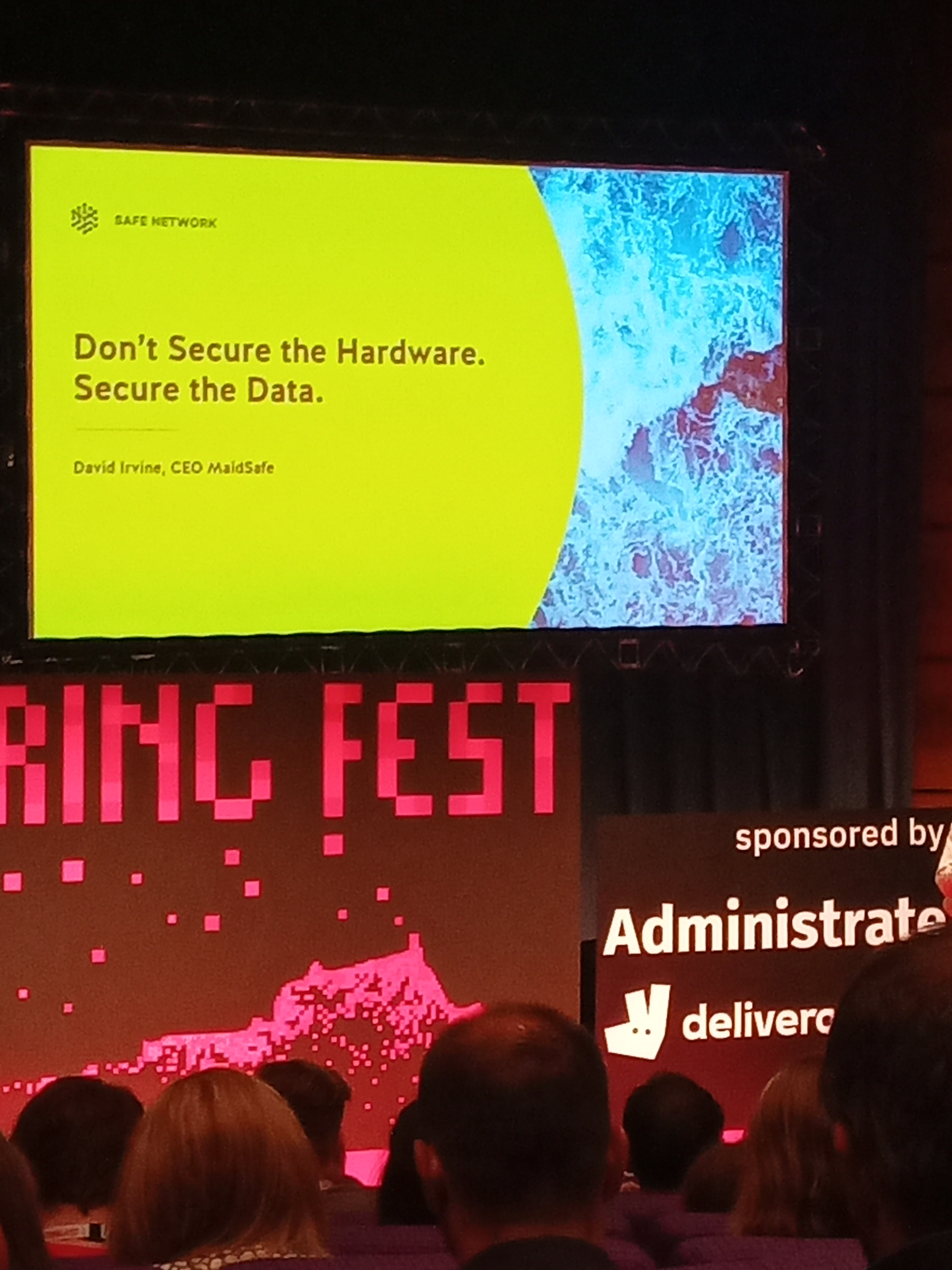 Read more about the article Security – Tackling the hard problems