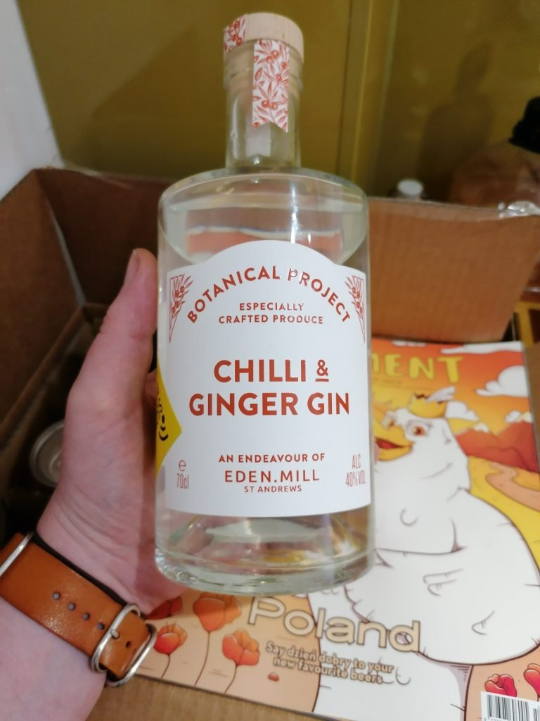 Read more about the article Edenmill Chilli and Ginger Gin