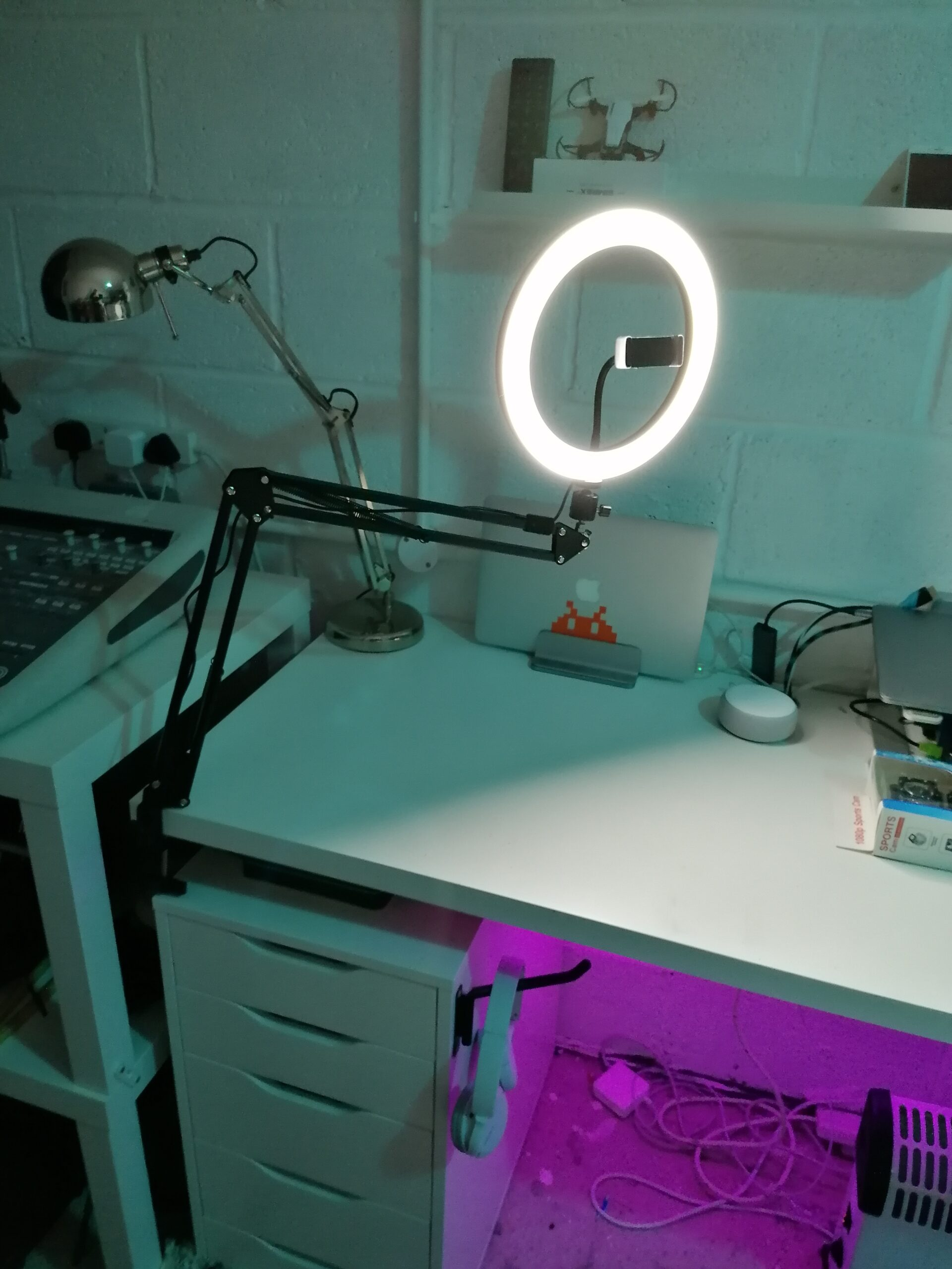 Read more about the article Ring Light