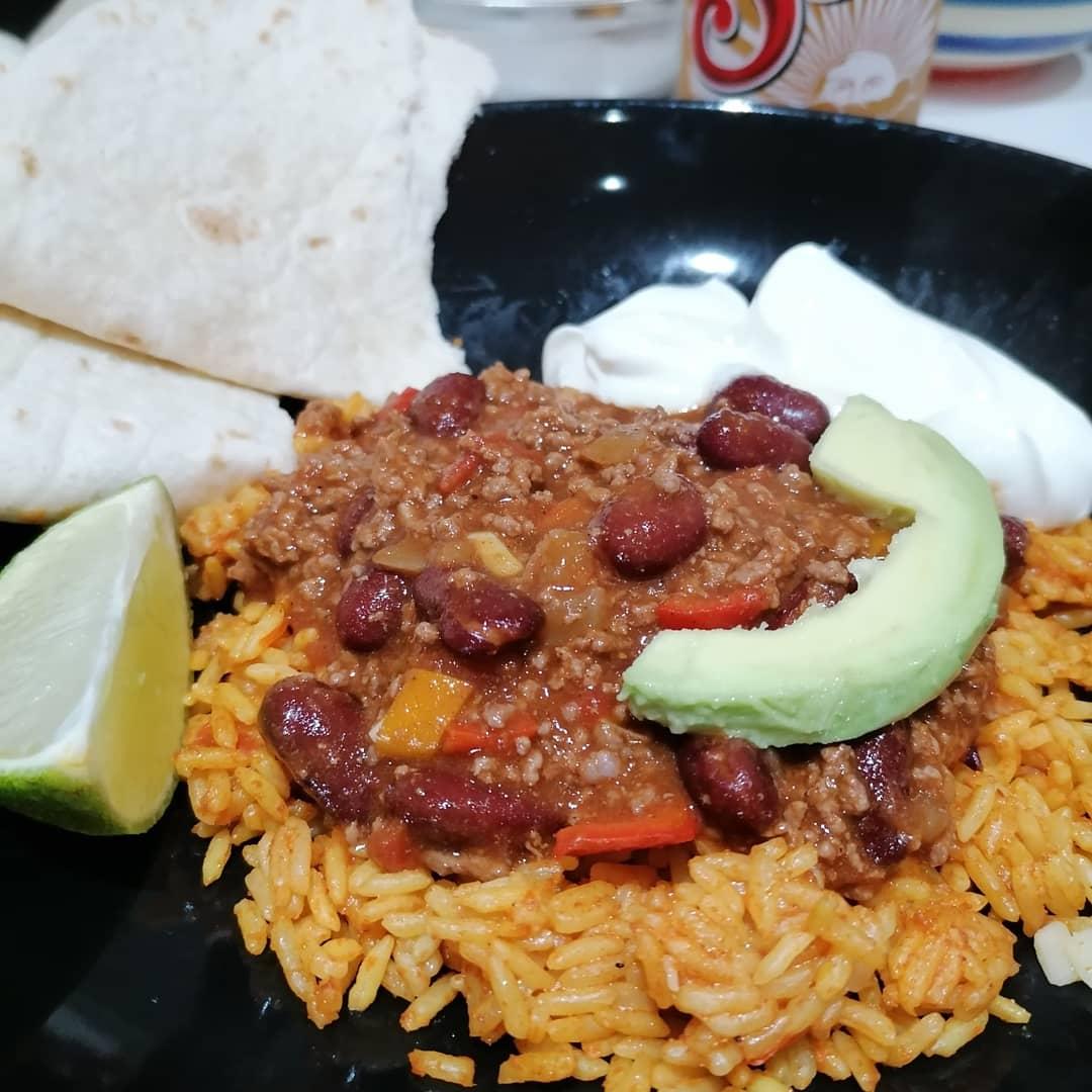 Read more about the article Chilli con carne