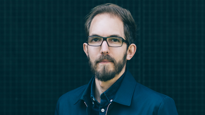 Portrait Jonathan Schupp, Freelance Art Director & Creative Director