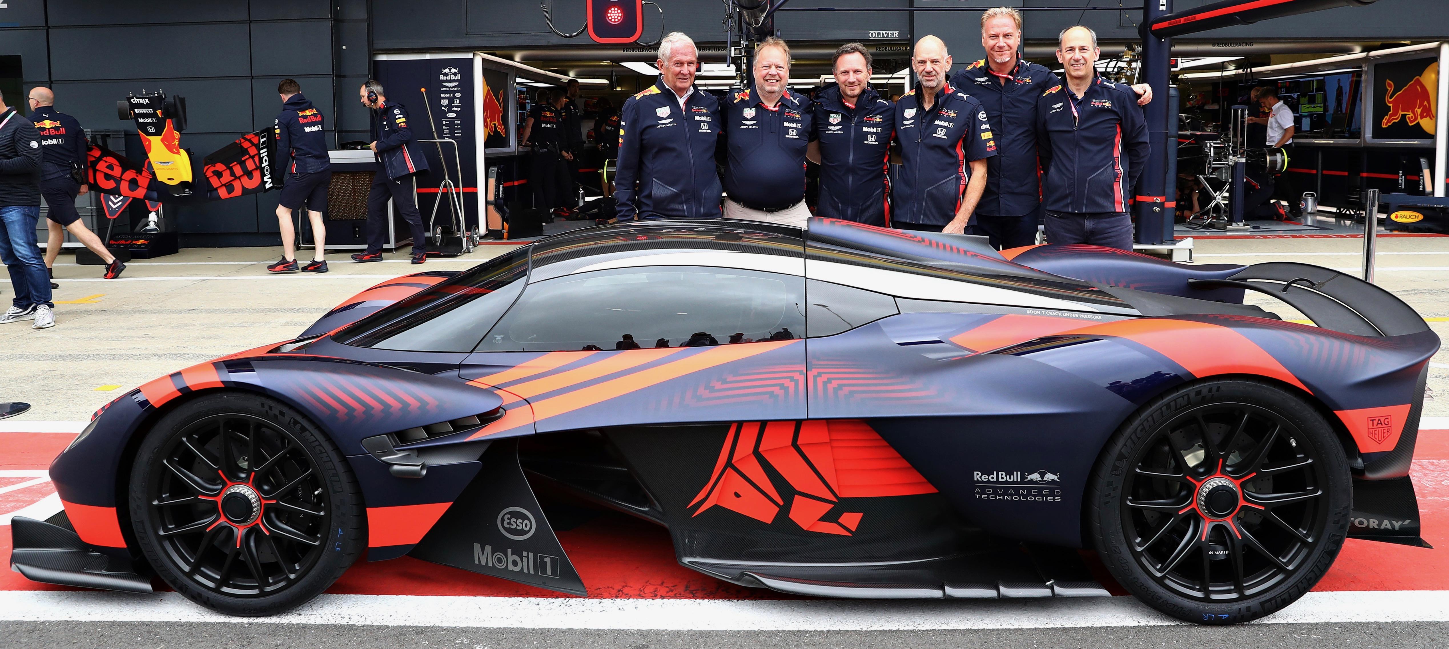 Aston Martin Valkyrie Jonathan Shuttleworth Cars