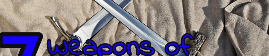 7 Weapons of Spiritual Warfare