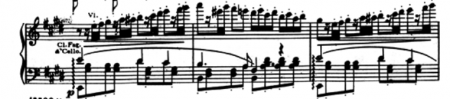 """The Prelude from """"La Traviata"""" - I can take slow when it's got a bit of fast in it, like this"""