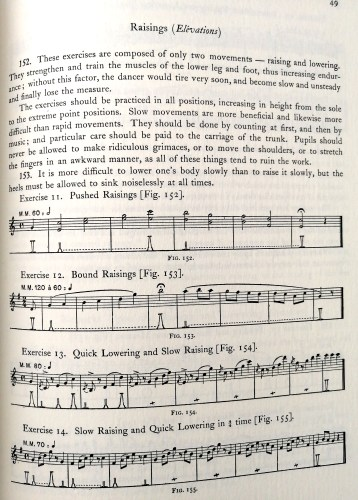 """Zorn's """"raisings"""" from page 49 of his Grammar"""
