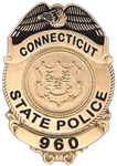 CT_-_State_Police_Badge