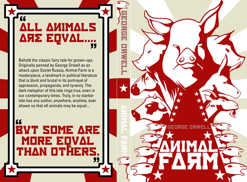 Americas Animal Farm Snowden And The Squealer Jonathan Turley