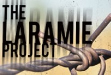 The Laramie Project Playbill Credit: Department of Theatre Arts at the University of Mississippi