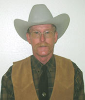 Sheriff David Traylor