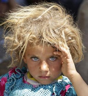 A Yazidi Girl