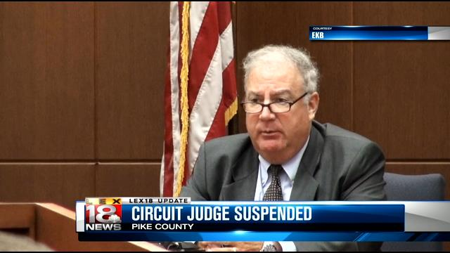 Kentucky Judge Suspended After Allegedly Threatening to Put