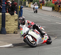Isle of Man TT Racer. Photo Credit Agljones