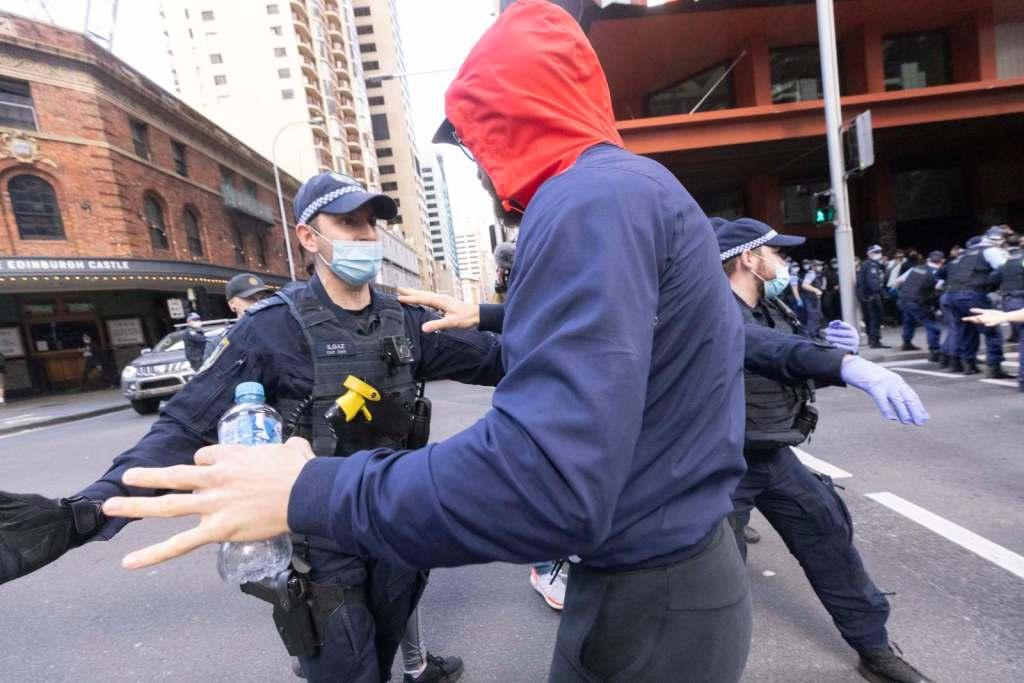 Sydney Protests