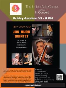 Jon Burr Quintet CD Release Concert @  |  |