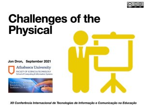 first slide of the presentation