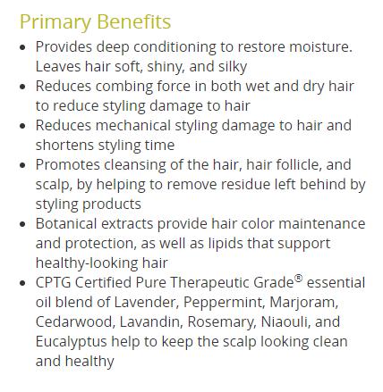 best shampoo and conditioner benefits of salon essentials