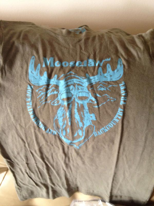 Moosejaw T-Shirt