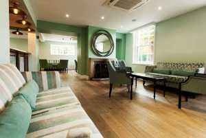 New bar refurbishment at Frensham Pond Hotel