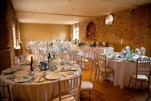 The Castle Room at Cowdray Park
