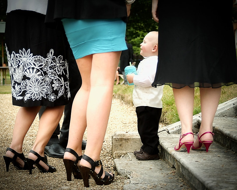 Little boy at a wedding, documentary wedding photography, hampshire