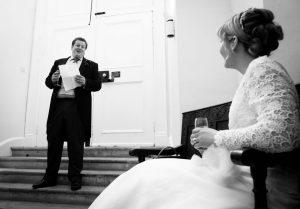 Farnham Castle Wedding Speech