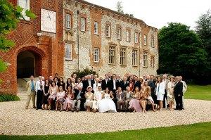 Fun Group at Farham Castle