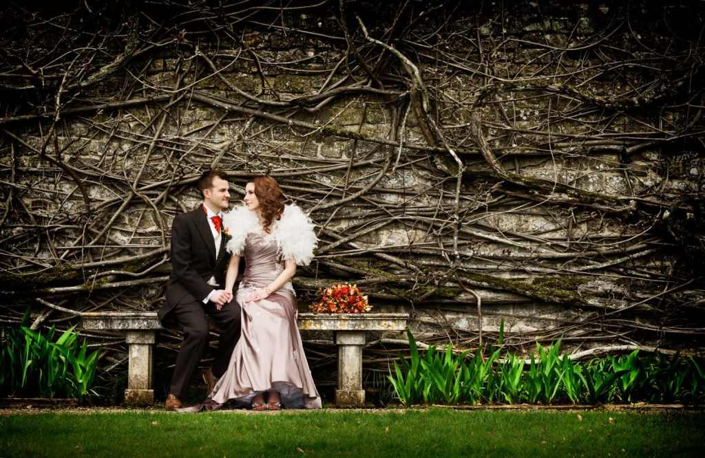 Loseley Park Spring Wedding