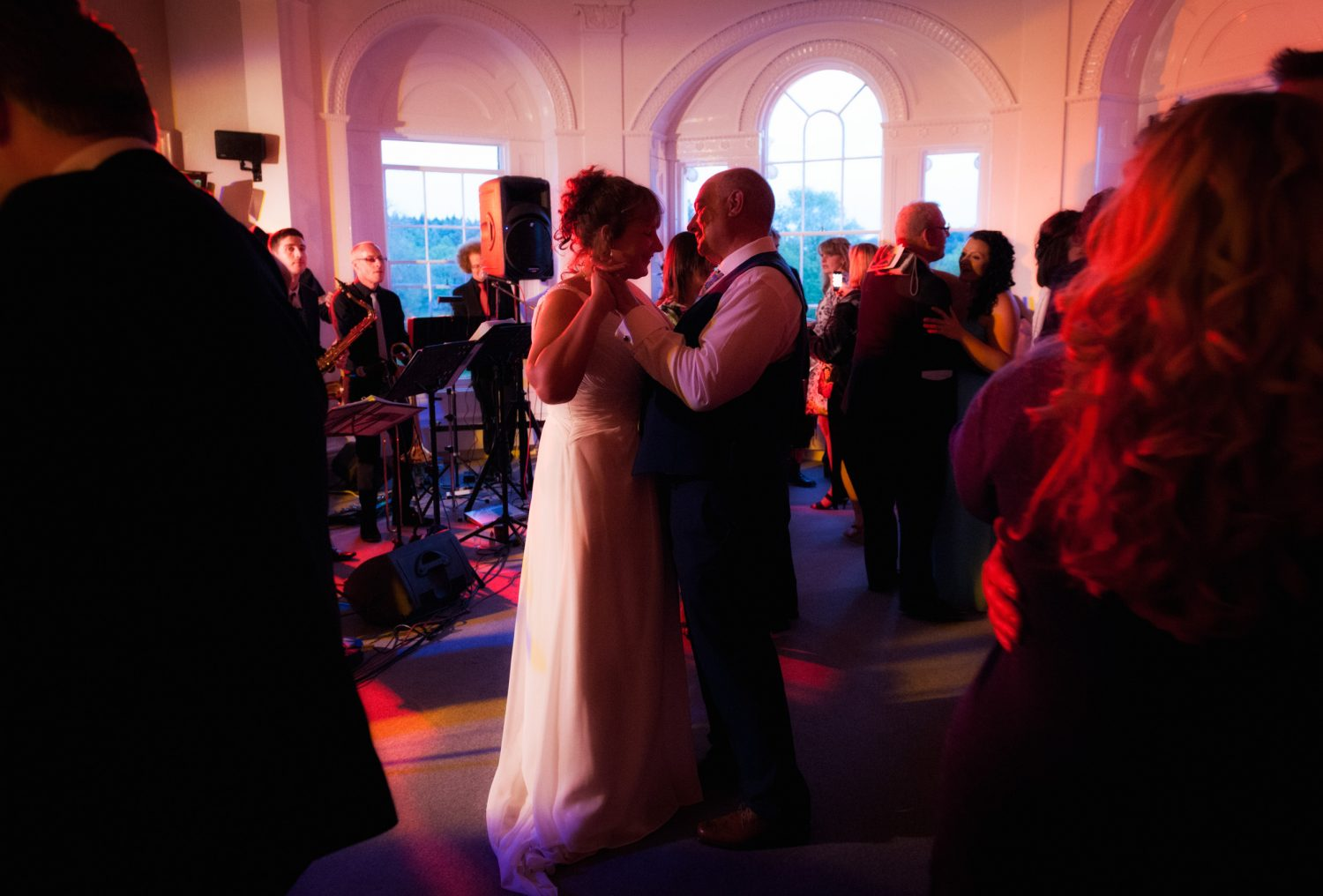 First Dance at Waverley Abbey, Farnham