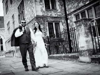 Wedding in Winchester, The Great Hall