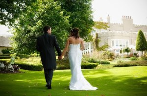 Wentworth Club wedding Walk