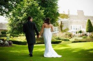 Wentworth Club wedding Walk