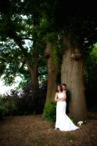Wedding in the Woods Wentworth Club