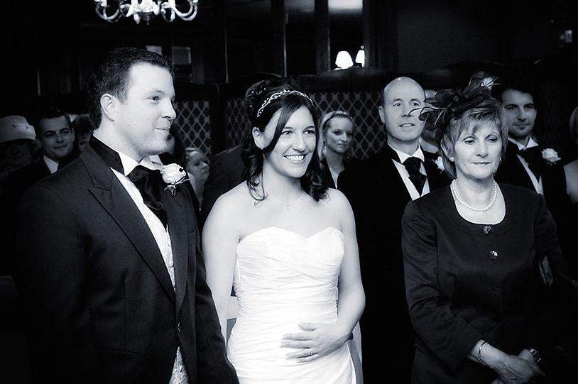 civil ceremony at wentworth club