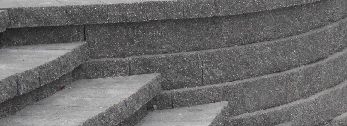 Jumbo J Retaining Wall Block - Jones & Sons Concrete
