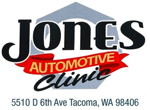 jones automotive logo