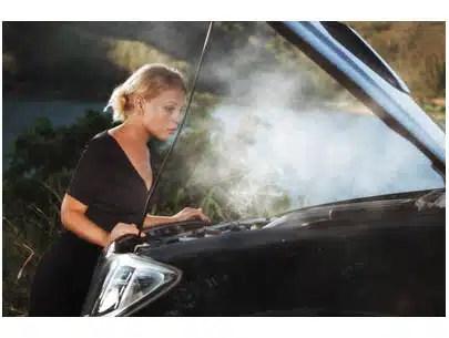 prevent engine overheating, engine overheating
