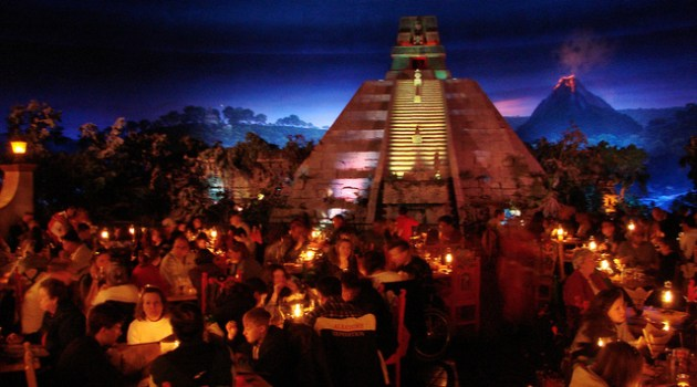 Epcot Mexico Pavilion, Then Mexico on the Disney Cruise!