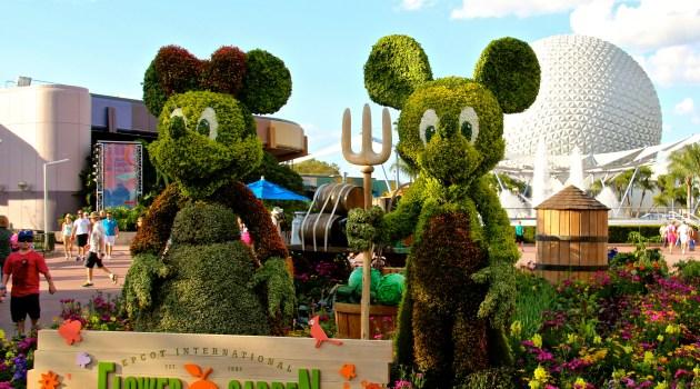 2015 Epcot Flower & Garden Festival