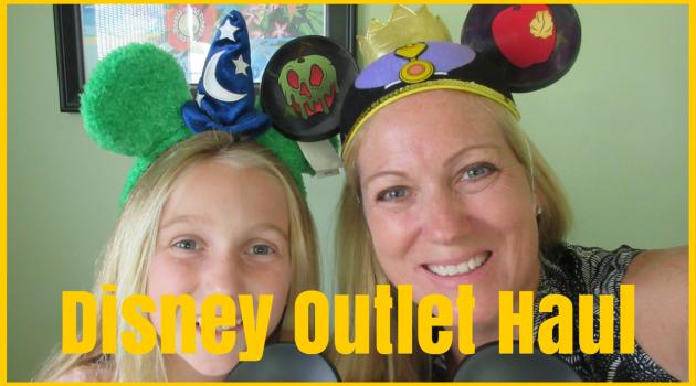 Disney World Outlet Haul!