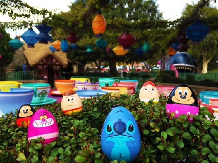 Egg-stravaganza Returns This Spring at Epcot in Walt Disney World