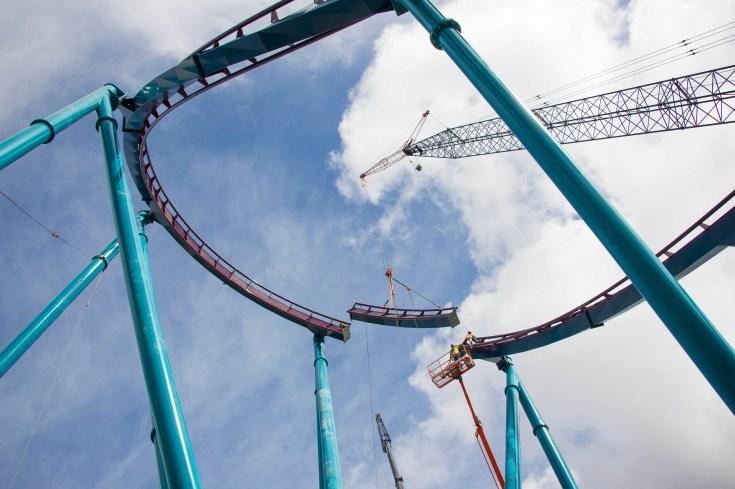 Mako, SeaWorld Orlando-Get Ready for Orlando's Longest Coaster