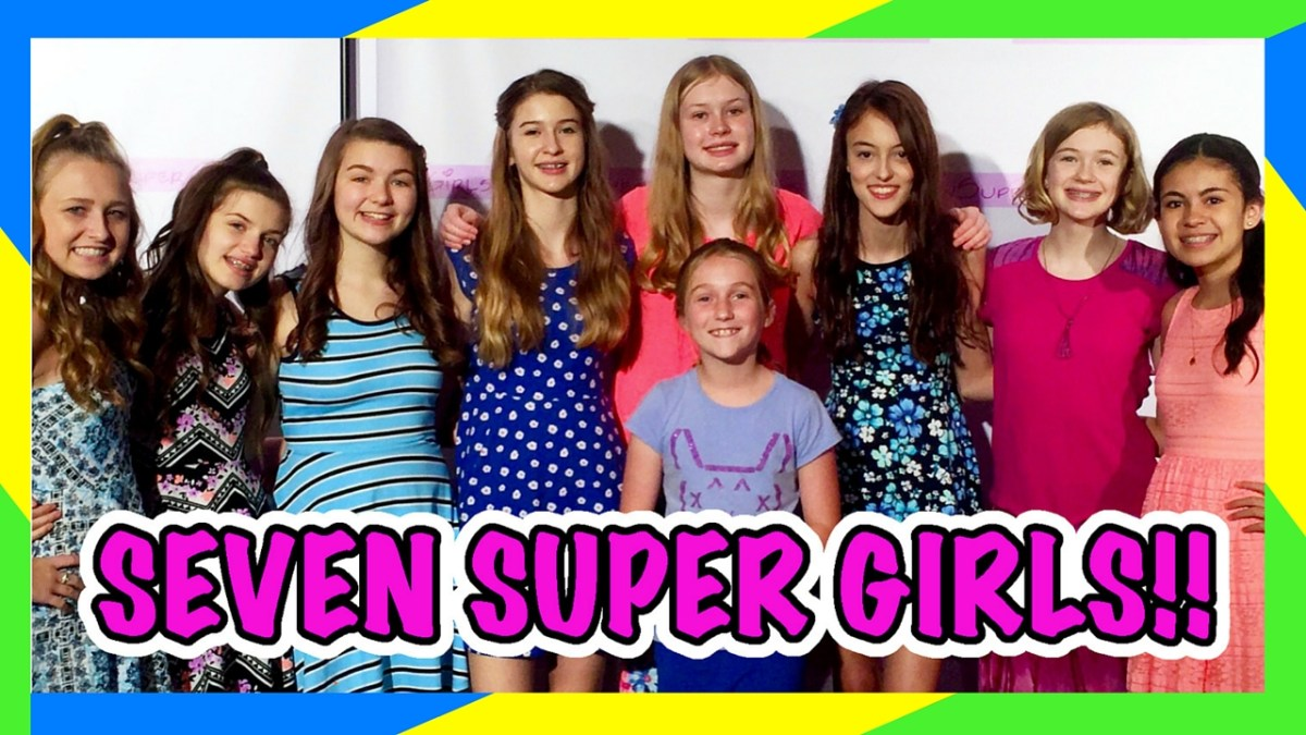 Seven Super Girls!