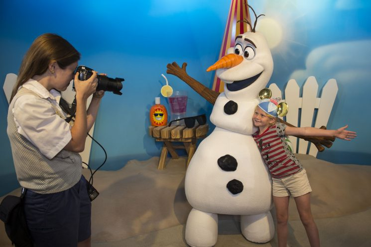 New Character Greeting Experiences at Disney's Hollywood Studios