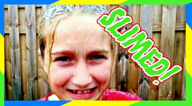 Slime Bucket Challenge!