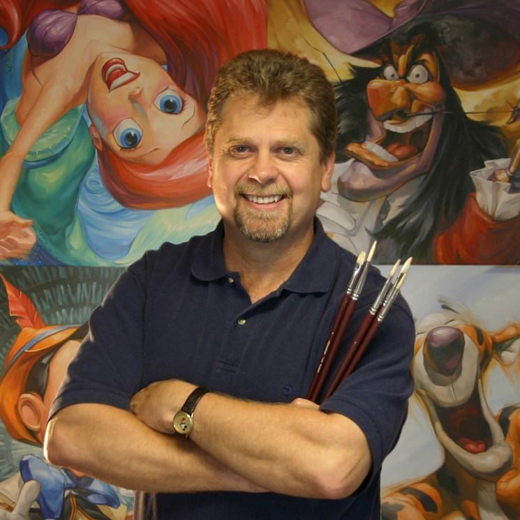 Art in August at Disney Springs