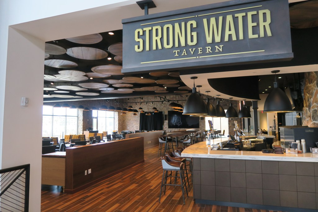 Strong Water Tavern at Sapphire Falls