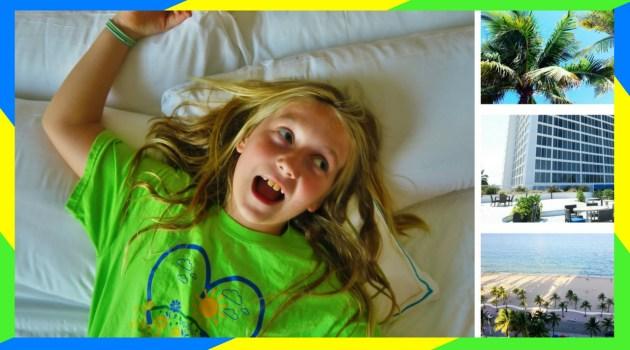 Miami Beach Getaway Day One!