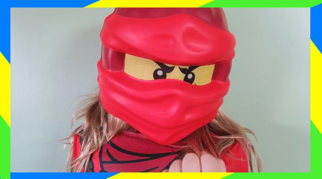 Ninjago Halloween Costume!